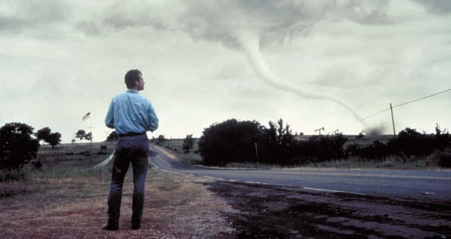 Twister, 1996, Jan de Bont, Bill Paxton, tornado