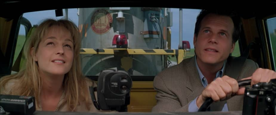 Twister, 1996, Jan de Bont, Helen Hunt, Bill Paxton, macchina