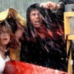 Twister, 1996, Jan de Bont, Helen Hunt, Bill Paxton, pioggia