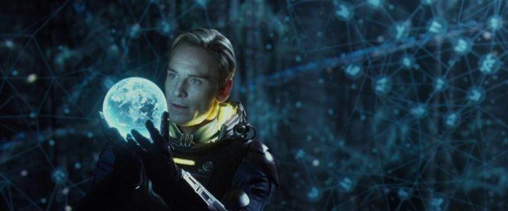 Prometheus, scheda film, recensione, Ridley Scott, Noomi Rapace, Michael Fassbender, Guy Pearce, Idris Elba, Charlize Theron
