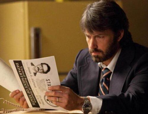 Argo, scheda film di Ben Affleck