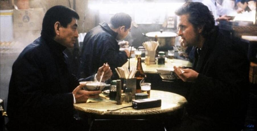 Black Rain – Pioggia sporca, scheda film di Ridley Scott