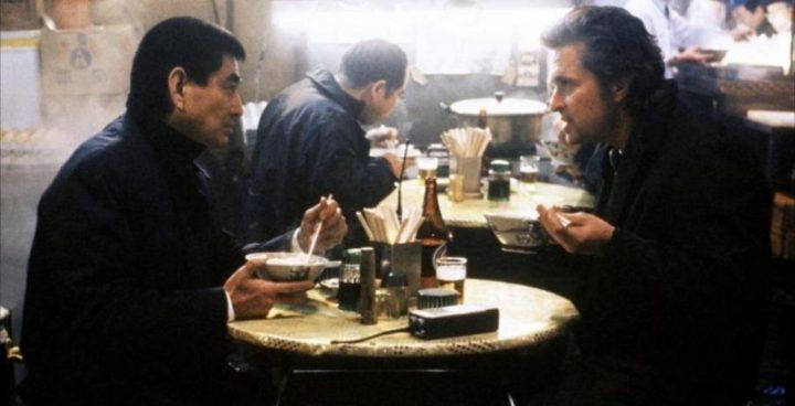 Black Rain - Pioggia sporca, scheda film, Ridley Scott, Michael Douglas, Andy Garcia, Ken Takakura, Kate Capshaw
