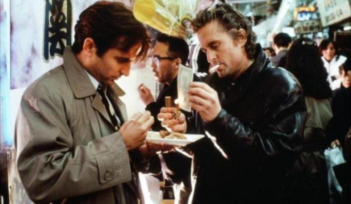 Black Rain - Pioggia sporca, scheda film, Ridley Scott, Michael Douglas, Andy Garcia, Ken Takakura, Kate Capshaw, curiosità