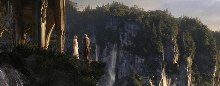 Lo Hobbit - Un viaggio inaspettato, scheda film, recensione, Martin Freeman, Ian McKellen, Richard Armitage, Ken Stott, Graham McTavish, Aidan Turner, Cate Blanchett, Hugo Weaving, Christopher Lee, curiosità, Gran Burrone