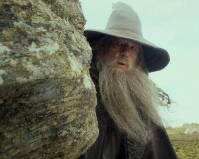 Difficoltà di Ian McKellen col green screen nello Hobbit