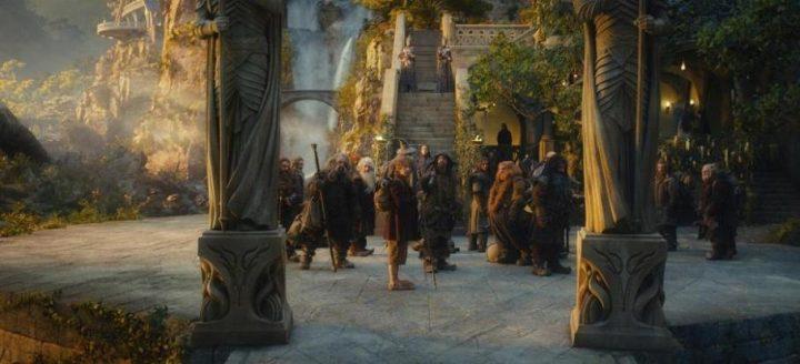 Lo Hobbit - Un viaggio inaspettato, scheda film, recensione, Martin Freeman, Ian McKellen, Richard Armitage, Ken Stott, Graham McTavish, Aidan Turner, Cate Blanchett, Hugo Weaving, colonna sonora, soundtrack