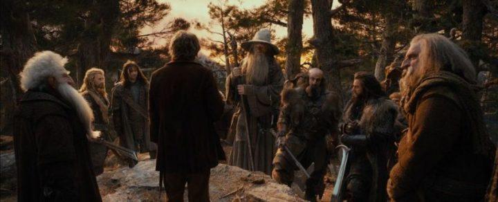 Lo Hobbit - Un viaggio inaspettato, scheda film, recensione, Martin Freeman, Ian McKellen, Richard Armitage, Ken Stott, Graham McTavish, Aidan Turner, Cate Blanchett, Hugo Weaving, Christopher Lee, curiosità, trama