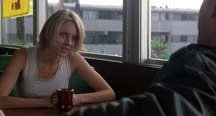 Mulholland Drive di David Lynch, Naomi Watts, Laura Harring