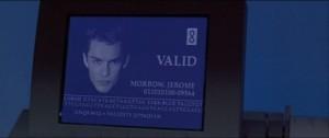 Gattaca - La porta dell'universo streaming di Andrew Niccol con Ethan Hawke, Uma Thurman, Jude Law recensione trama 00