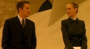Gattaca - La porta dell'universo streaming di Andrew Niccol con Ethan Hawke, Uma Thurman, Jude Law recensione trama 3