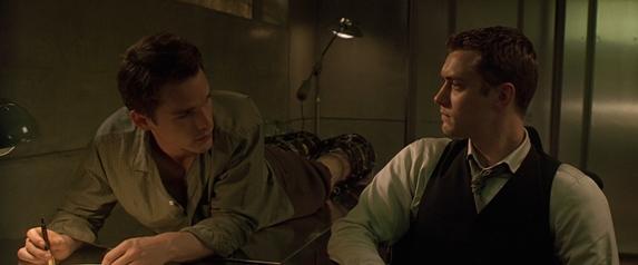 Gattaca - La porta dell'universo streaming di Andrew Niccol con Ethan Hawke, Uma Thurman, Jude Law recensione trama 4
