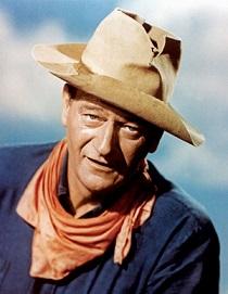 John Wayne. John Wayne: Marion Michael Morrison. Il vero nome delle star di Hollywood