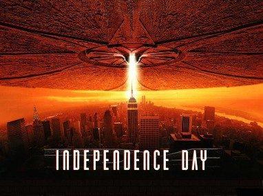 Qualcuno su Twitter riporta gli eventi di Independence Day in tempo reale