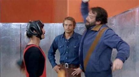 ...altrimenti ci arrabbiamo citazioni, dialoghi, Marcello Fondato, Bud Spencer, Terence Hill