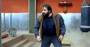 Altrimenti ci arrabbiamo! streaming con Bud Spencer, Terence Hill, John Sharp e Donald Pleasence di Marcello Fondato 14 curiosità, errori e bloopers