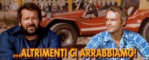 Altrimenti ci arrabbiamo! streaming con Bud Spencer, Terence Hill, John Sharp e Donald Pleasence di Marcello Fondato 15 curiosità, errori e bloopers