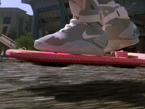Nike conferma nel 2015 le scarpe autoallaccianti di Ritorno al Futuro