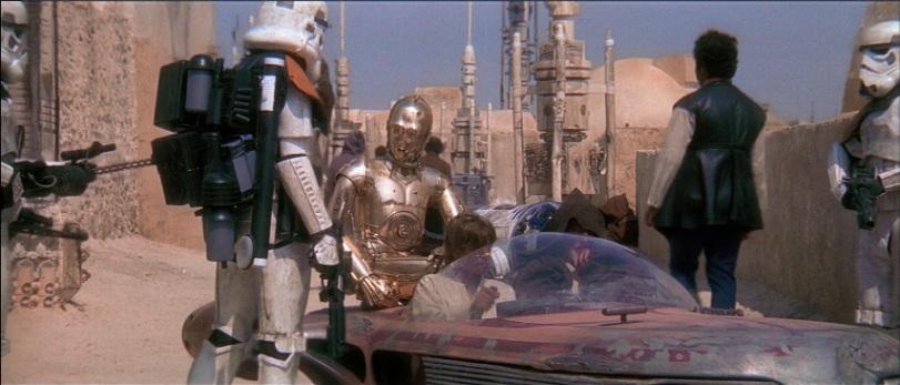 Star Wars Episodio IV - Una nuova speranza streaming di George Lucas, con Mark Hamill, Harrison Ford, Carrie Fisher, Peter Cushing, Alec Guinness 03 frasi, citazioni e aforismi