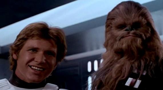 Star Wars: Episodio IV - Una nuova speranza citazioni, Harrison Ford