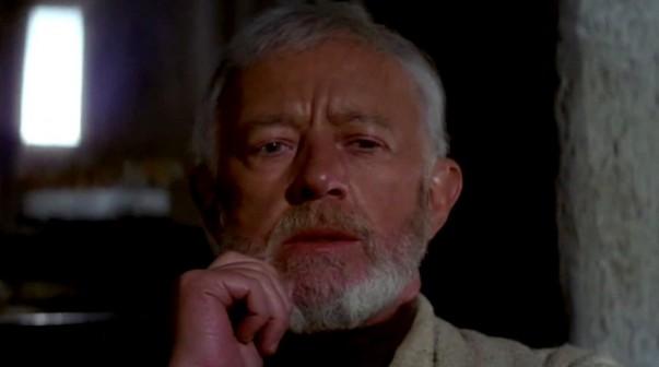 Star Wars: Episodio IV - Una nuova speranza citazioni, Alec Guinness