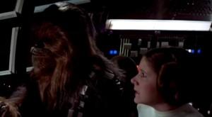 Star Wars Episodio IV - Una nuova speranza streaming di George Lucas, con Mark Hamill, Harrison Ford, Carrie Fisher, Peter Cushing, Alec Guinness 10 frasi, citazioni e aforismi