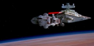Star Wars Episodio IV - Una nuova speranza streaming di George Lucas, con Mark Hamill, Harrison Ford, Carrie Fisher, Peter Cushing, Alec Guinness citazioni e dialoghi