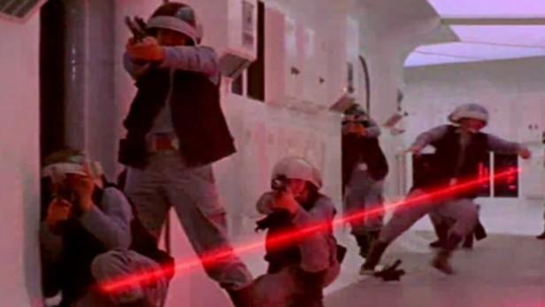 Star Wars: Episodio IV - Una nuova speranza citazioni, combattimento
