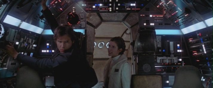 Quando Harrison Ford chiese di uccidere Ian Solo Star Wars Episodio V - L'Impero colpisce ancora streaming di Irvin Kershner con Harrison Ford, Carrie Fisher, Billy Dee Williams, Mark Hamill, Alec Guinness 20
