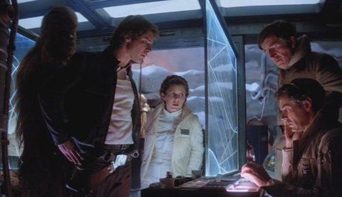 L'Impero colpisce ancora torna primo al cinema!