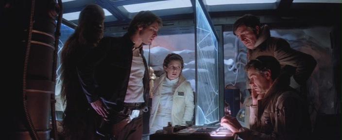 Annegata nella luce della luna, asfissiata dal mio reggiseno Carrie Fisher Star Wars 2