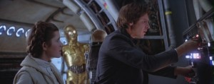 Star Wars Episodio V - L'Impero colpisce ancora streaming di Irvin Kershner con Harrison Ford, Carrie Fisher, Mark Hamill, Billy Dee Williams 020 citazioni e dialoghi