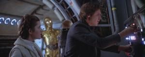 Star Wars Episodio V - L'Impero colpisce ancora streaming di Irvin Kershner con Harrison Ford, Carrie Fisher, Mark Hamill, Billy Dee Williams 020 citazioni e dialoghi