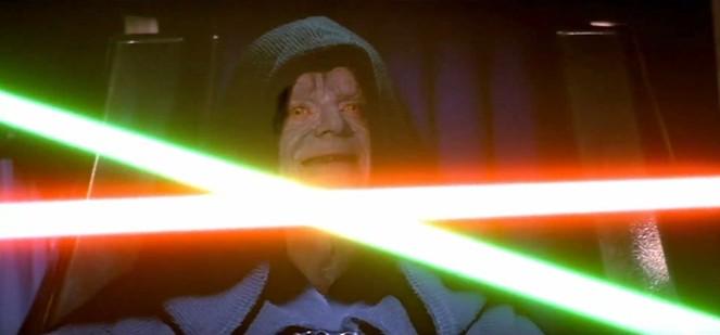 Star Wars: Episodio VI - Il ritorno dello Jedi frasi e citazioni, Imperatore