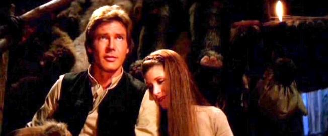 Star Wars: Episodio VI - Il ritorno dello Jedi frasi e citazioni, Harrison Ford, Carrie Fisher