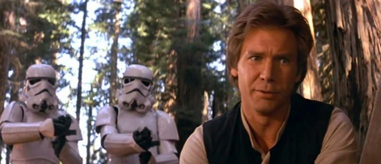 Star Wars: Episodio VI - Il ritorno dello Jedi frasi e citazioni,  Harrison Ford