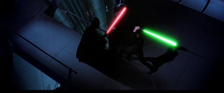 Star Wars: Episodio VI - Il ritorno dello Jedi frasi e citazioni, Dart Fener