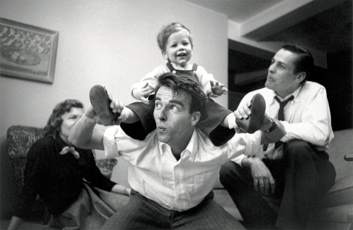 Stanley Kubrick il fotografo Stanley Kubrick, Montgomery Clift