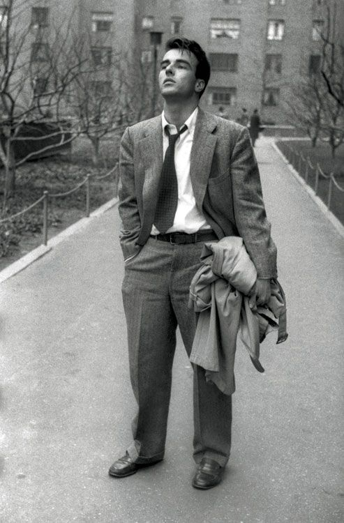 Stanley Kubrick il fotografo Stanley Kubrick, Montgomery Clift.