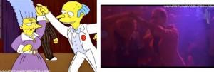 Cocoon - L'energia dell'universo streaming 3 I Simpson e il cinema (terza parte)