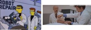 Il mondo dei robot Westworld  (1973) 2 I Simpson e il cinema (terza parte)