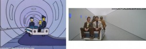 Il mondo dei robot Westworld streaming (1973) I Simpson e il cinema (terza parte)