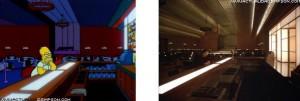 I Simpson e il cinema The Shining 3