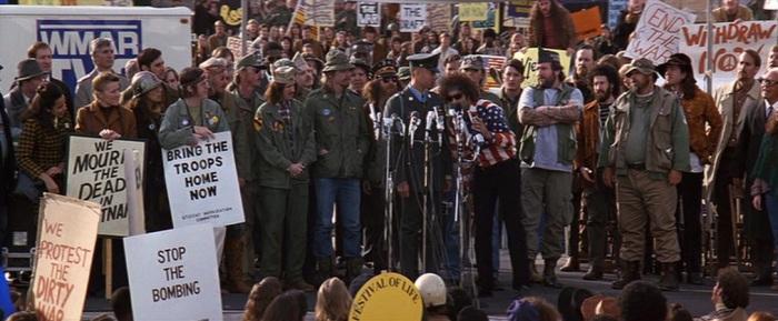Forrest Gump citazioni e dialoghi, Robert Zemeckis, Tom Hanks, Robin Wright, Gary Sinise, discorso