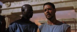Il gladiatore streaming di Ridley Scott con Russell Crowe, Joaquin Phoenix, Connie Nielsen, Oliver Reed, Richard Harris 15 frasi citazioni e dialoghi