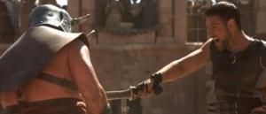 Il gladiatore streaming frasi citazioni e dialoghi di Ridley Scott con Russell Crowe, Joaquin Phoenix, Connie Nielsen, Oliver Reed, Richard Harris 16