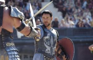 Il gladiatore streaming di Ridley Scott con Russell Crowe, Joaquin Phoenix, Connie Nielsen, Oliver Reed, Richard Harris 35 frasi citazioni e dialoghi
