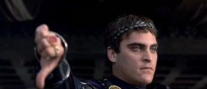 Il gladiatore streaming di Ridley Scott con Russell Crowe, Joaquin Phoenix, Connie Nielsen, Oliver Reed, Richard Harris 47 frasi citazioni e dialoghi