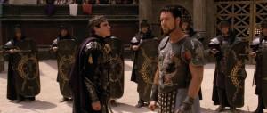 Il gladiatore streaming di Ridley Scott con Russell Crowe, Joaquin Phoenix, Connie Nielsen, Oliver Reed, Richard Harris 59 frasi citazioni e dialoghi