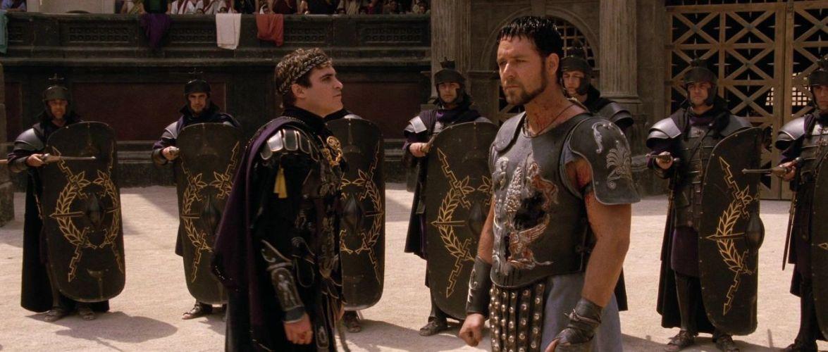 Il gladiatore frasi citazioni e dialoghi streaming di Ridley Scott con Russell Crowe, Joaquin Phoenix, Connie Nielsen, Oliver Reed, Richard Harris 59